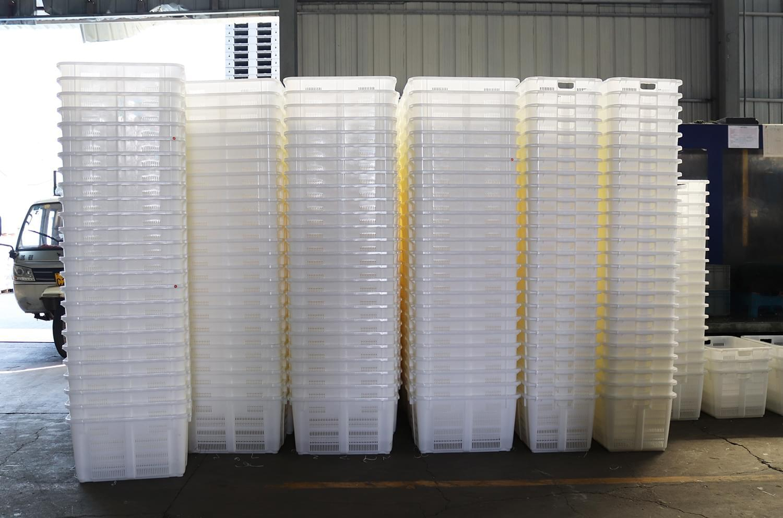 节后开工!塑料托盘、环卫垃圾桶、水箱储罐接单中...