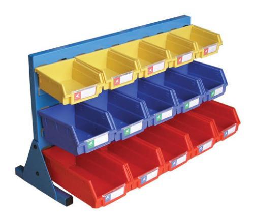 背挂式零件盒——仓储管理最好的利器