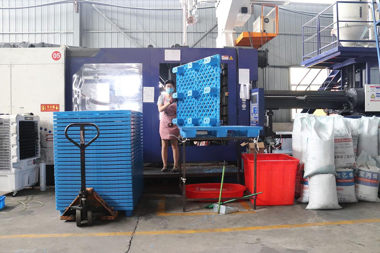 塑料托盘厂家怎么保障托盘质量?