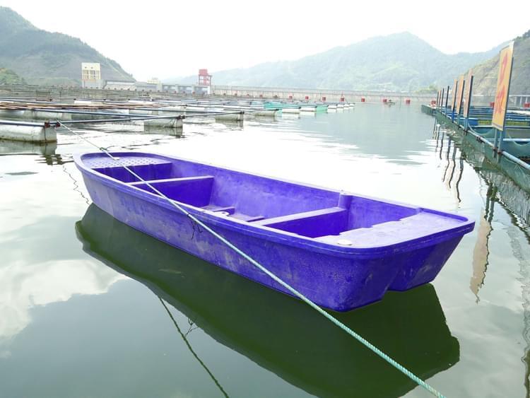 细数林辉塑业塑料渔船的全部系列
