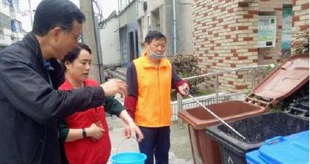 上海干湿分类垃圾桶红色垃圾桶应该放什么?能放什么?