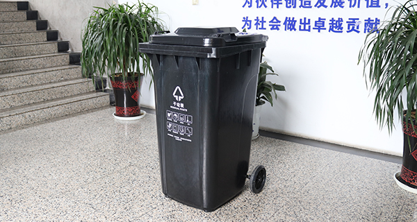 全面推进城市垃圾分类,一种黑色垃圾桶能放什么?
