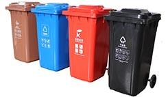 不只是上海,各个城市有各个城市的分类垃圾桶~