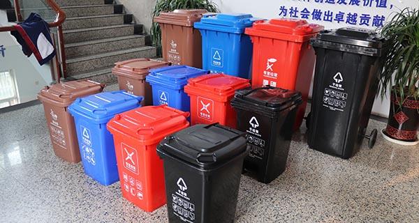 我整理了几个城市的垃圾分类标识...