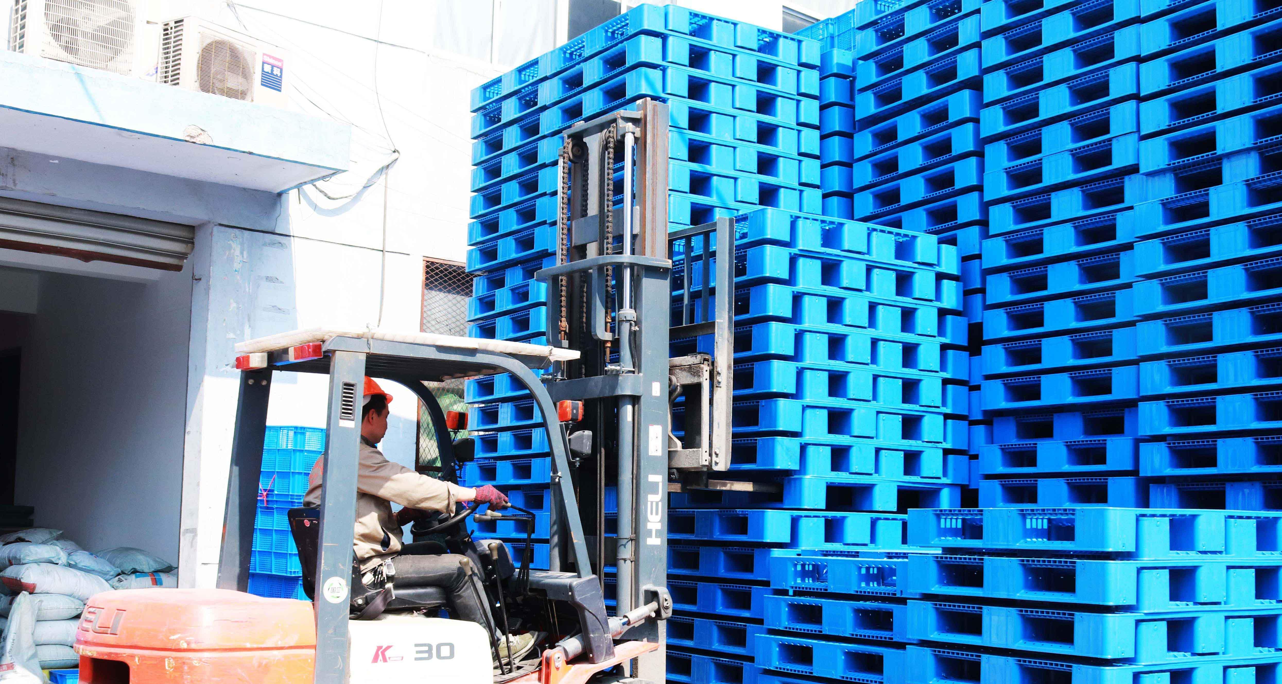 一张图告诉你如何选择货架塑料托盘!